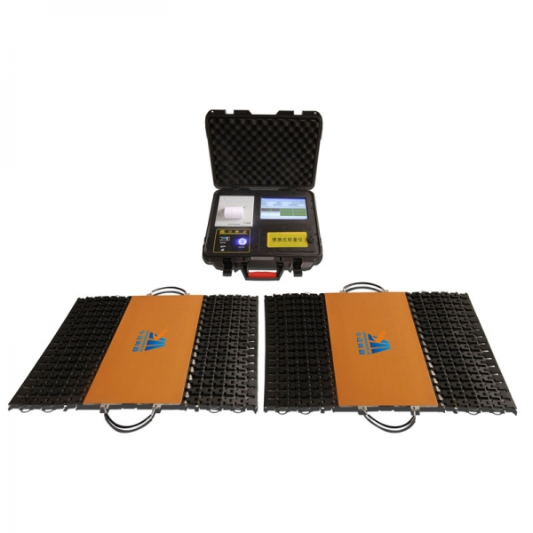 Wireless Portable Axle Weighing Scale
